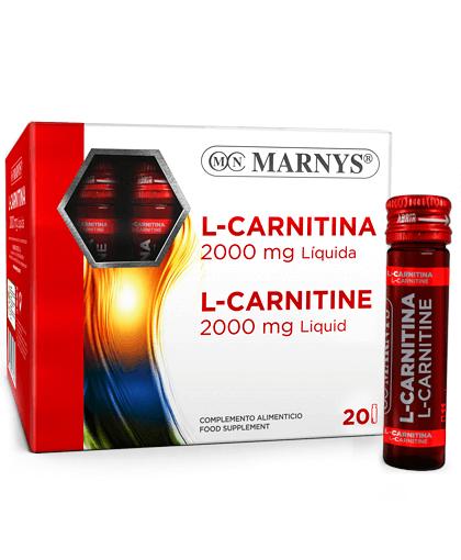 l-carnitină pentru vedere