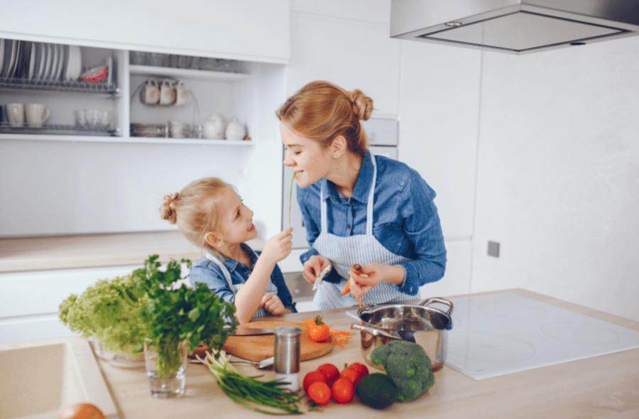 minerale și vitamine pentru copii la fiecare masa